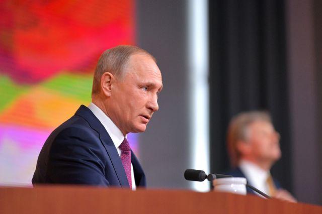 Путин выступил за ротацию кадров в правоохранительных органах