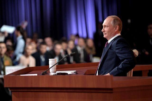 Путин ответил Собчак на вопрос об оппозиции