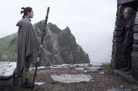Рэй иЛюк Скайуокер. «Звёздные войны: Последние джедаи».