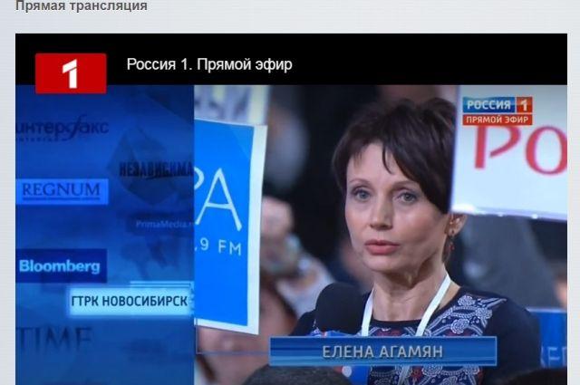 Елена Агамян предложила вернуться к планированию.