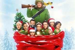 Афиша фильма «Новогодний переполох».