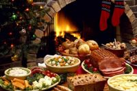 Как не переедать за новогодним столом: полезные советы