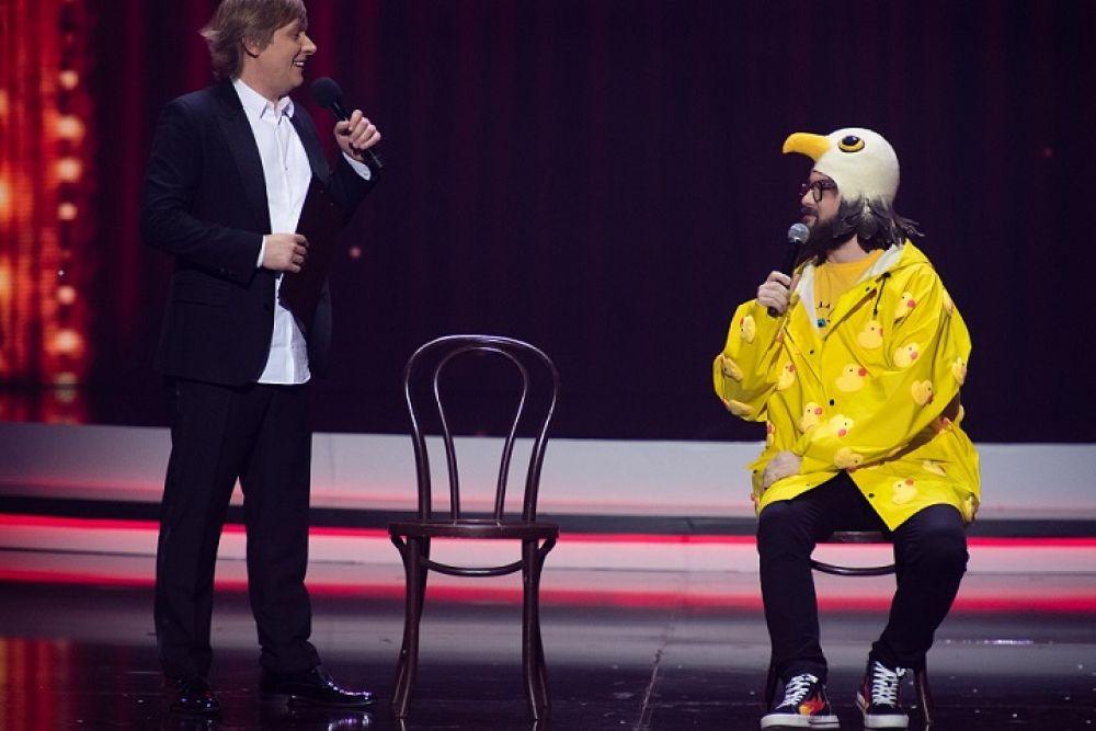 Кроме того, на телеканале состоится премьера комедии «DZIDZIO Контрабас» и концерта тренера «Голосу.Діти-4» MONATIK «Vitamin D», съемки которого проходили 20 октября в столичном Дворце спорта.