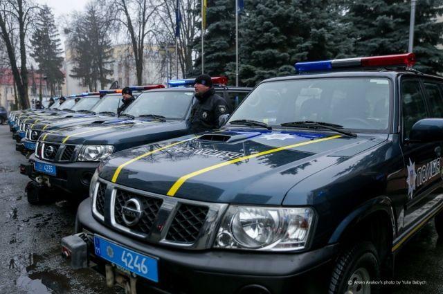 Нацполиция Украины получила отКонсультативной миссииЕС 30 джипов