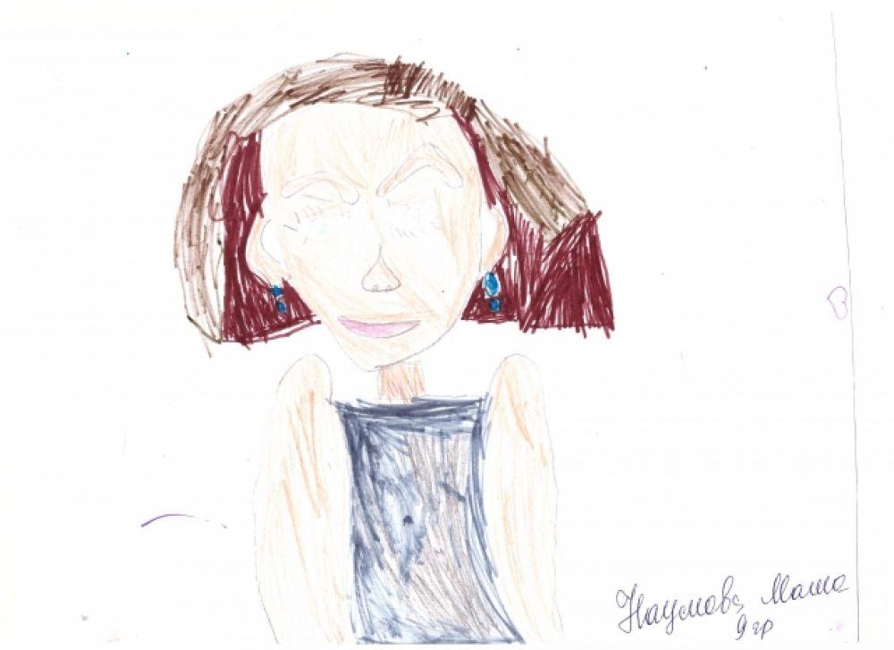 Участник №177. Наумова Мария