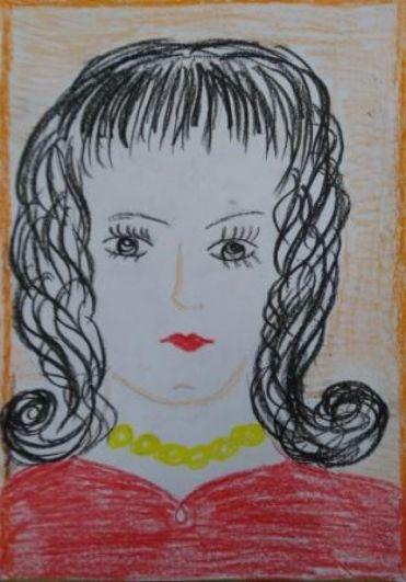 Участник №231. Берестенева Даша