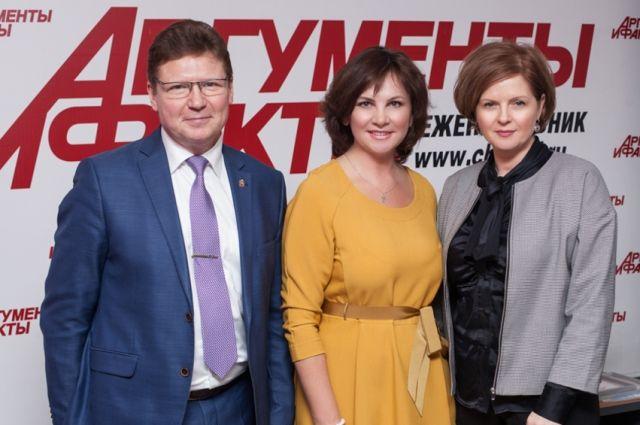 Пресс-центр «АиФ-Челябинск» всегда открыт для проведения мероприятий.