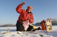 Для Натальи рыбалка - серьезное занятие спортом.