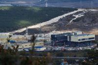 Строительство ТЭС под Севастополем.