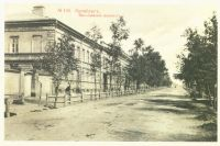 Здание Николаевского женского института.
