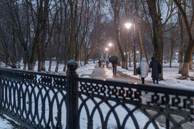 ВБогородицке торжественно открыли городской парк после благоустройства
