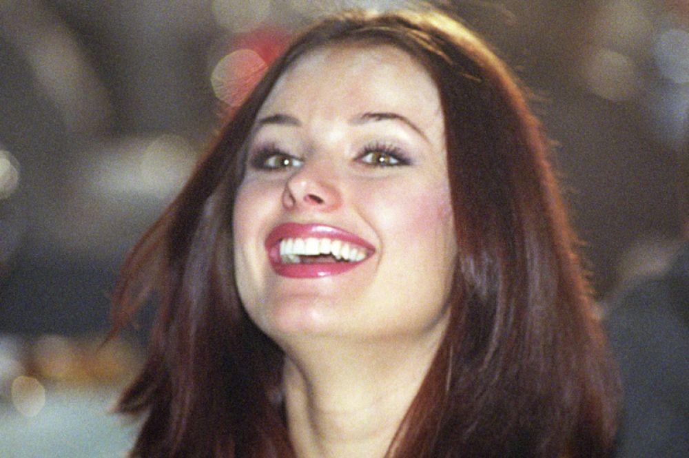 «Мисс Вселенная – 2002» Оксана Федорова.
