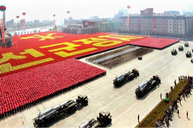 Вражда между США иСеверной Кореей возможна на70%