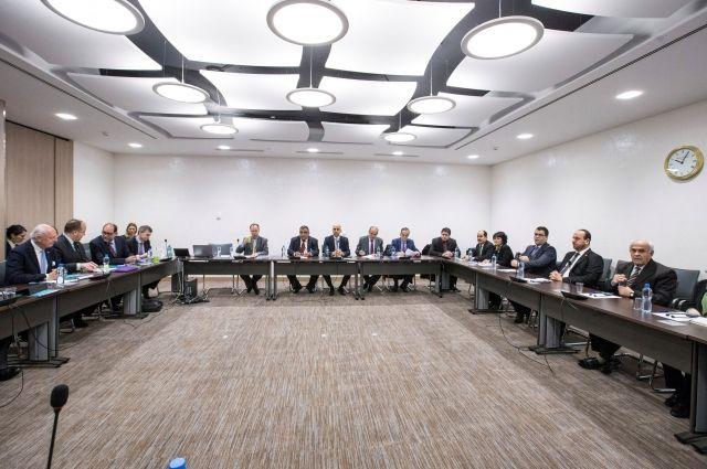Представитель РФ: восьмой раунд женевских переговоров завершился ничем