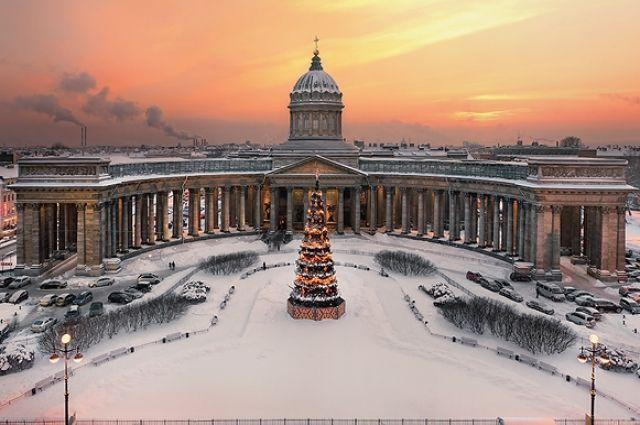 Задержанный в Петербурге сторонник ИГ собирался взорвать Казанский собор