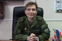 Ольга Качур.