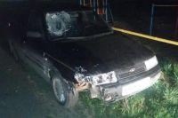 24-летний житель Сылвы сел за руль пьяным.