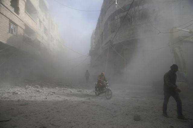 Минобороны уличило США в подготовке террористов в Сирии для борьбы с Асадом