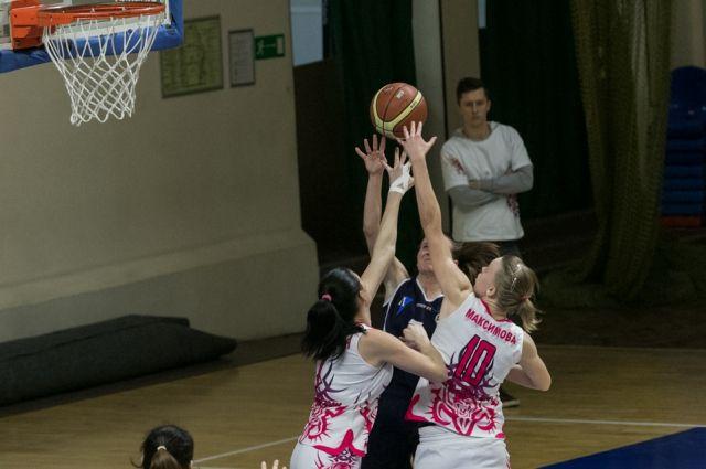 В Тюмени состоится полуфинал Первенства России по баскетболу