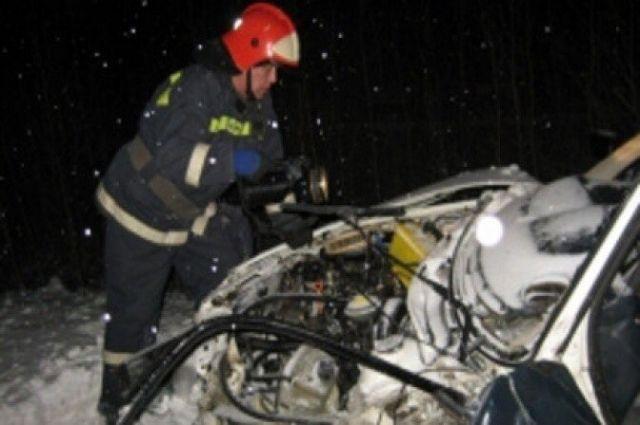 На Ямале в ДТП погиб человек