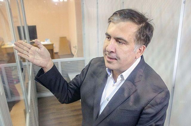 Стало известно содержание письма Петру Порошенко отМихаила Саакашвили