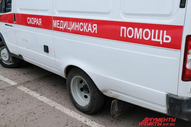В Иркутской области произошло ДТП с участием рейсового автобуса