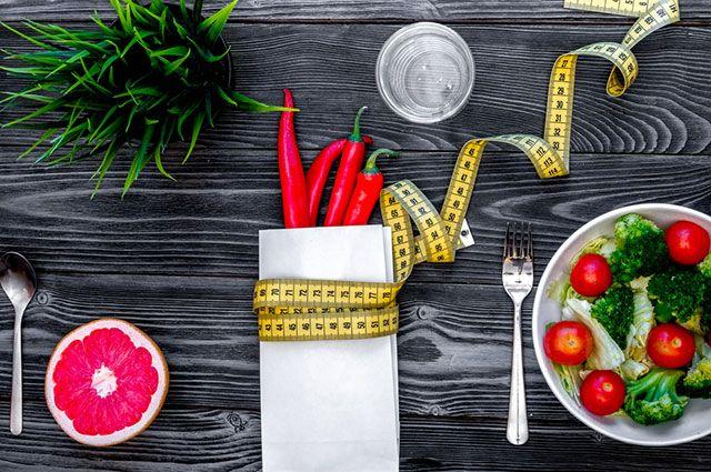 эффективная диета для похудения на 10 тысяч