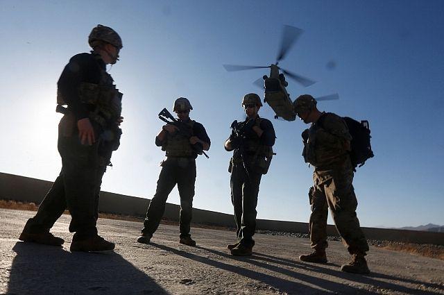 ВАфганистане при взрыве автомобиля около конвоя сил НАТО погибла женщина