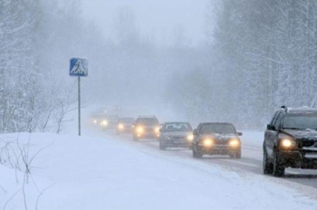 Снежно и скользко будет и на следующей неделе.