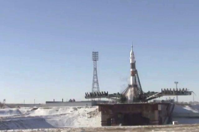 На МКС с Байконура отправился новый космический экипаж