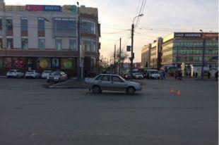 Оренбурженка на «ВАЗе» насмерть сбила пожилую женщину на «зебре».