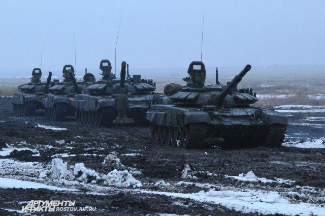 Минобороны сообщило овозвращении изСирии русской техники ивооружений