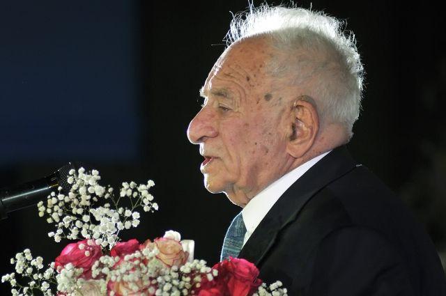 Кинорежиссер Георгий Натансон скончался на97-м году жизни в столицеРФ
