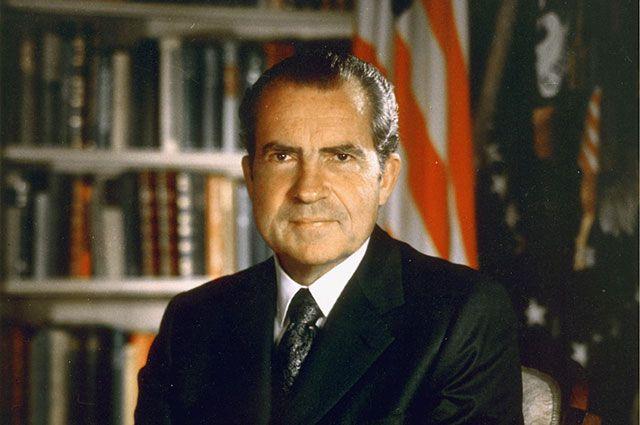 Главный грешник Америки. Чего никогда не простят Ричарду Никсону