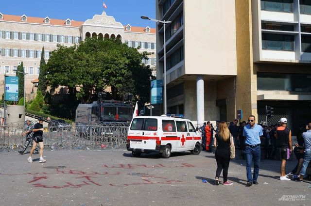 Сотрудница Посольства Великобритании вЛиване перед гибелью ходила вбар сколлегами