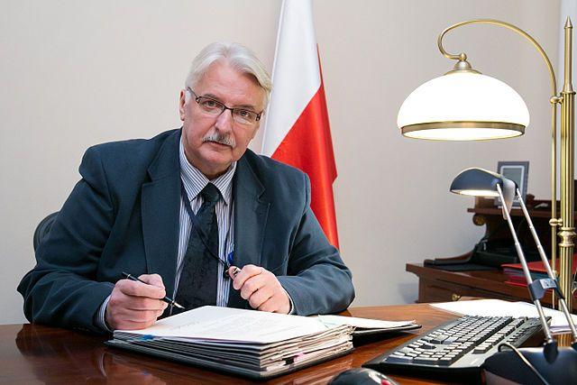 Украина неспособна побороть ввойне сРоссией, объявил руководитель МИД Польши