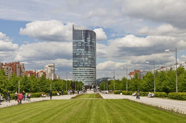 ВПетербурге создадут «Зеленую коалицию»
