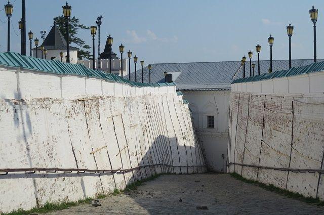 В  тюремном замке Тобольска также заработает новая выставка «Тобол: стоп-кадр»