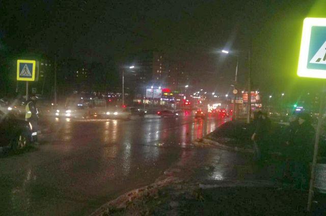 Вцентре Брянска вДТП пострадала 14-летняя девочка