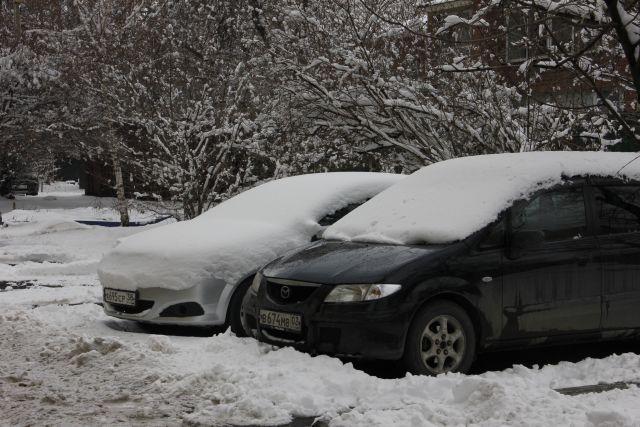 Снежная погода ожидается в Приангарье.