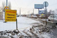 Ремонт Юбилейного моста в Омске ведётся с опережением графика.
