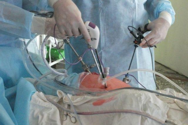 Операцию может проводить только опытный врач
