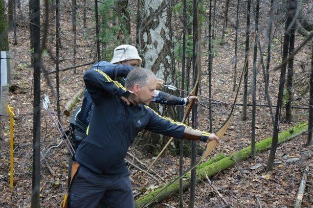 Сейчас больше всего Виктора увлекают соревнования по 3D-стрельбе. Это – стрельба из лука по объёмным фигурам животных, выполненным из специальных материалов.