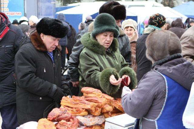В Кемерове пройдет новогодняя сельскохозяйственная ярмарка.