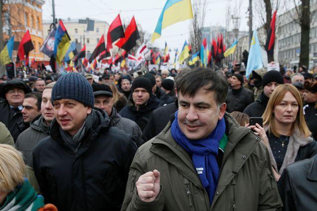 «Экстрадировать куда угодно»: вВерховной Раде Украины высказались оМихаиле Саакашвили