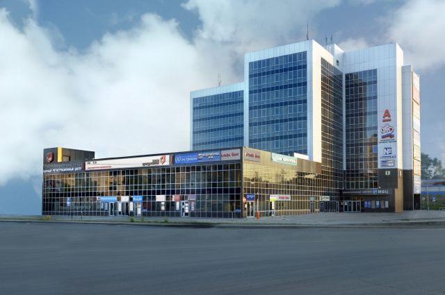 Здание площадью более 12500 кв.м. является крупнейшим в России региональным Центром государственных услуг.