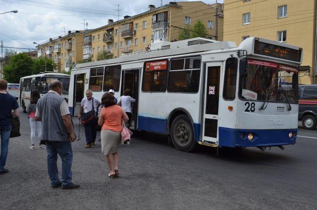 Власти областной столицы планируют обновить систему общественного транспорта.