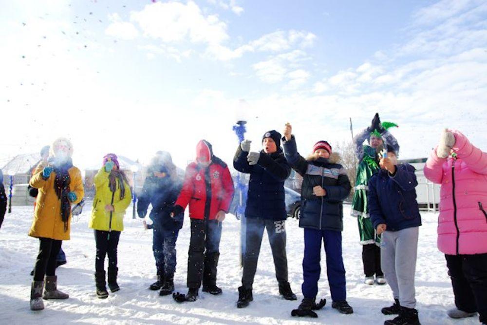 Новогодний мастер-класс от компании «Большой праздник»: как правильно запускать фейерверки.