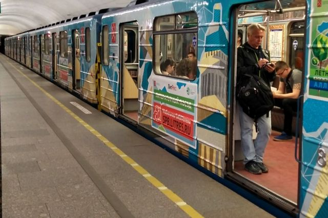 Станция Петербургского метрополитена «Крестовский остров» закрыта для пассажиров