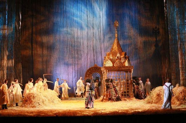 ВУфе состоялась премьера свежей постановки оперы «Царская невеста»